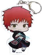 Scorpion (Yujirushi ver.) Mini Character Decca Key Holder 「 NARUTO - Naruto Uzumaki - Shippuden 」