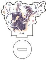 栖院 Gokoku & Gege 「 SERVAMP - Savant Pu - Acrylic Puchi Stand 01. Graph Art Design Celebration ver. 」
