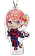 Nakano Ichihana Acrylic Charm 「 Ichiban KUJI ONLINE The Quintessential Quintuplets ∬ - 『 Hey, why don't we go to the festival together? 』 - 」 L Award