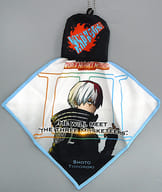 Shoto Todoroki Towel with Ball Chain 「 MY HERO ACADEMIA THE MOVIE WORLD HEROES MISSION 」 THEATER GOODS