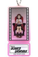 Ochaco Uraraka Ticket-style Ackkey 「 MY HERO ACADEMIA THE MOVIE World Heroes Mission 」 Theater Goods