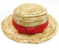 Red MINI PRINCE CAT COSTUME Straw Hat 「 Utano Prince Sama ♪ 」 SHINING STORE2021 Goods