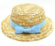 Ice Blue Mini Prince Cat Costume Straw Hat 「 Utano Prince Sama ♪ 」 SHINING STORE2021 Goods