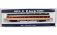 1/150 JR Kiha 180 Type Diesel Car [2411]