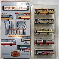 1/150 Fuji Heavy Industries 5E 5 Set A 「 The Bus Collection 」