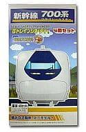 Shinkansen 700 series Hikari Rail Star (basic A / 4 car set) 「 B Train Shorty 」