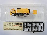 "1/150 high-speed road surface cleaning car HS-60 (yellow, standard color) """" N Geo Collection Special Vehicle Series Vol. 1 """""