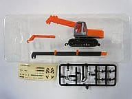 "1/150 Telescopic Crane Track Specification ZAXIS 160LCT (Orange / Standard Color) ""N Geo Collection Special Vehicle Series 1"""