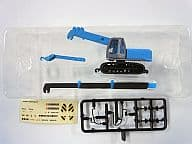"1/150 telescopic crane gauge land specification ZAXIS 160 LCT (blue, standard color) """" N Geo Collection special vehicle series first series """""