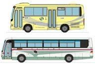 "1/150 Local Route Bus Transit Trip 2 (Shikoku Gururi Round Circle Edition) 2 Set ""The Bus Collection"" [261001]"