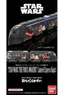 "Limited Express Rapito Star Wars / Force's Awakening Number STAR WARS: THE FORT AWAKENS Limited Express Rapi: t 2 Both Set ""B Train Shorty"""