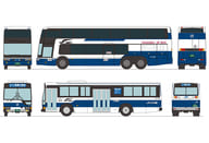 "1/150 JR Bus's 30th Anniversary Two Cars Set ""The Bus Collection"" [288596]"