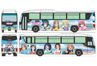 1/150 Fujikyu City Bus Love Live! Sunshine! Wrapping Bus 「 The Bus Collection 」 [301615]