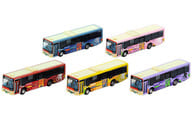 1/150 Hakone Tozan Bus Evangelion Bus 5 Set 「 Evangelion Shin Gekijoban 」 The Bus Collection [310839]