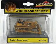 HO Dewie's Dozer (yellow) [AS5562]