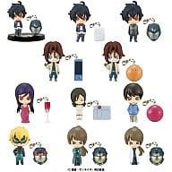 Set of 10 Kinds 「 Prop Plus Petit MOBILE SUIT GUNDAM 00 2 nd Season Vol. 2 」