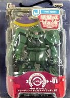 MS-06R High Mobility Zaku II Mobile Suit Gundam Trading Mobile Suit Figure 1