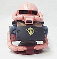 MS-06 Zaku II Different Color (Red) Ver. Mobile Suit Gundam Gundam Head 1