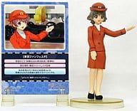 Kurihashi Minami (Winter Clothing) Tetsudo Musume DS ~ TerminalMemory - Collection Figure