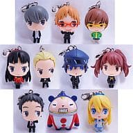 All 10 species set Persona 4 Re: MIX + Game Characters Collection Mini