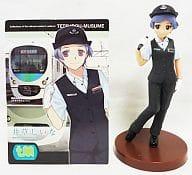"Shina Igusa (different variations) ""Railway Musume -Railway Uniform Collection- vol.10"""