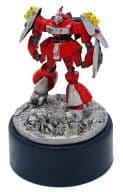 MSN-03 Jakto Doga (Red) 「 Mobile Suit Gundam 」 Sharpener Collection PART2
