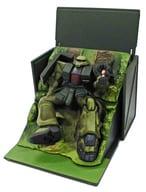 Bulleted / Zaku II Aratame (Dione Army Box) Hakorama Mobile Suit Gundam Document File ~ War in 0080 Pockets, 08 MS Platoon ~