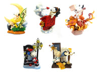 Set of 5 Kinds 「 PEANUTS (SNOOPY) FORMATION ARTS 」