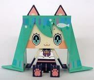 Hatsune Miku Nyanko Ver. 「 グッスマ KUJI Hatsune Miku 2012 Winter Ver. 」 G Prize グラフィグ ABS