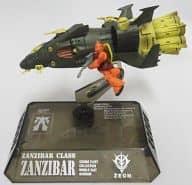 Zanzibar / YMS-14 MS-14 Gelgoog 「 Cosmo Fleet Collection Mobile Suit Gundam 0079 compilation film 」