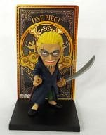 Sylvers Rayleigh 「 Ichiban KUJI ONE PIECE - Change of Generation - 」 F Award Roger Pirates Card Stand Figure