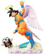 "[Bonus parts completed product] Angel ・ Goku """" DRAGON BALL capsule R battle race Saiyan Hen """""