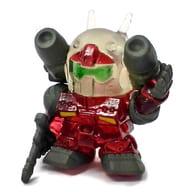 "RX-77-1 RX-77 Guncannon Red Clear Version ""SD Gundam Full-Color V Operation SPBOX Second"" Comic Bonbon February 2004 Appendix"