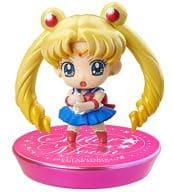 "Sailor Moon (A) ""Petit Chara! Series Sailor Moon Petit and Punishment! Hen edition GLITTERver."""