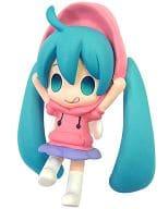 Hatsune Miku (Parker Ver.) 「 Color collection mini Figure Hatsune Miku 」
