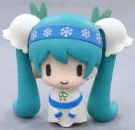 Snow Miku Snow Bell Ver. 「 Nendoroid Purasu Capsule Factory Snow Miku and Kita No Daichi no Nakamatachi ~ Season 1 」