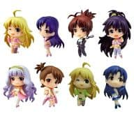 Set of 8 Kinds 「 Toys' Works Collection Tengo Sisters idol Master - Pink Diamond 765 - second LIVE 」