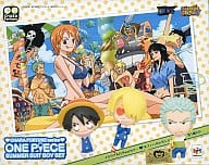 Chara Fortune series ONE PIECE Fortune SUMMER SUIT BOY SET Memorial Log ver. Color