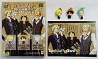 Chara Fortune Series One Piece Divination Strong World SUIT BOY SET