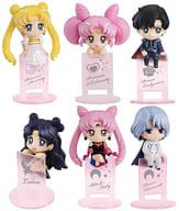"""All 6 types set """"Ochatomo Series Sailor Moon Night & Day"""""""