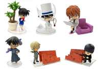 Set of 6 Kinds 「 Detective Conan, Partner on the Table 」