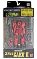 MS IN ACTION! Char Exclusive Zaku 「 Mobile Suit Gundam 」