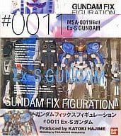 Ex-S Gundam 「 Gundam Sentinel 」 GUNDAM FIX FIGURATION #0011