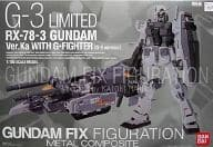 RX-03 Gundam Ver. Ka WITH G Fighter (78-3 ver.) 「 Mobile Suit Gundam 」 GUNDAM FIX FIGURATION METAL COMPOSITE LIMITED