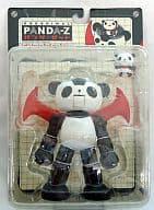 """Panda-Z (with Pan Talon) """"Panda-Z"""" soft vinyl figure"""