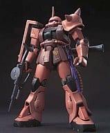 SUPER HCM-Pro Char Dedicated Zaku MS-06S 「 Mobile Suit Gundam 」