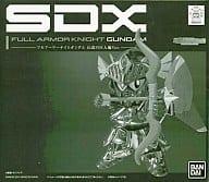 SDX Full Armor Night Gundam Densetsu no Kyojin Ver. 「 SD Gundam Gaiden Densetsu no Kyojin 」