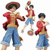 "Monkey D Luffy ""One Piece"" Excellent Model Portrait.Of.Pirates One Piece ""Sailing Again"""