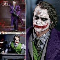 """Joker version 2.0 """"Dark Knight"""" Movie Masterpiece DX 1/6 Action Figure"""