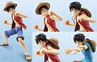 "Monkey D Luffy JF-SPECIAL ""One Piece"" Excellent Model Limited Portrait.Of.Pirates One Piece One Piece LIMITED EDITION"